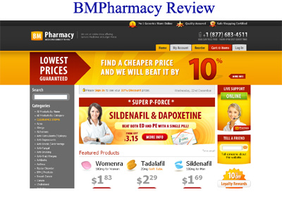 Visit BMPharmacy Now