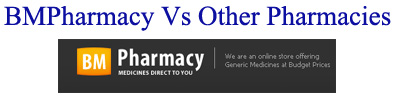 BMPharmacy Vs Other Pharmacies